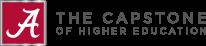 The University of Alabama, The Capstone of Higher Education