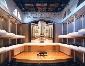 Moody Music Building-Concert Hall