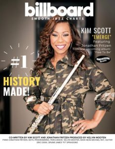 Kim Scott, Billboard magazine cover