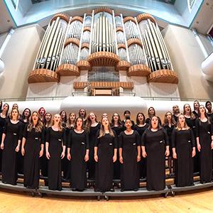 women's choir group
